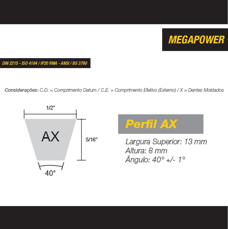 Correia Rexon Powermake D Ax-43