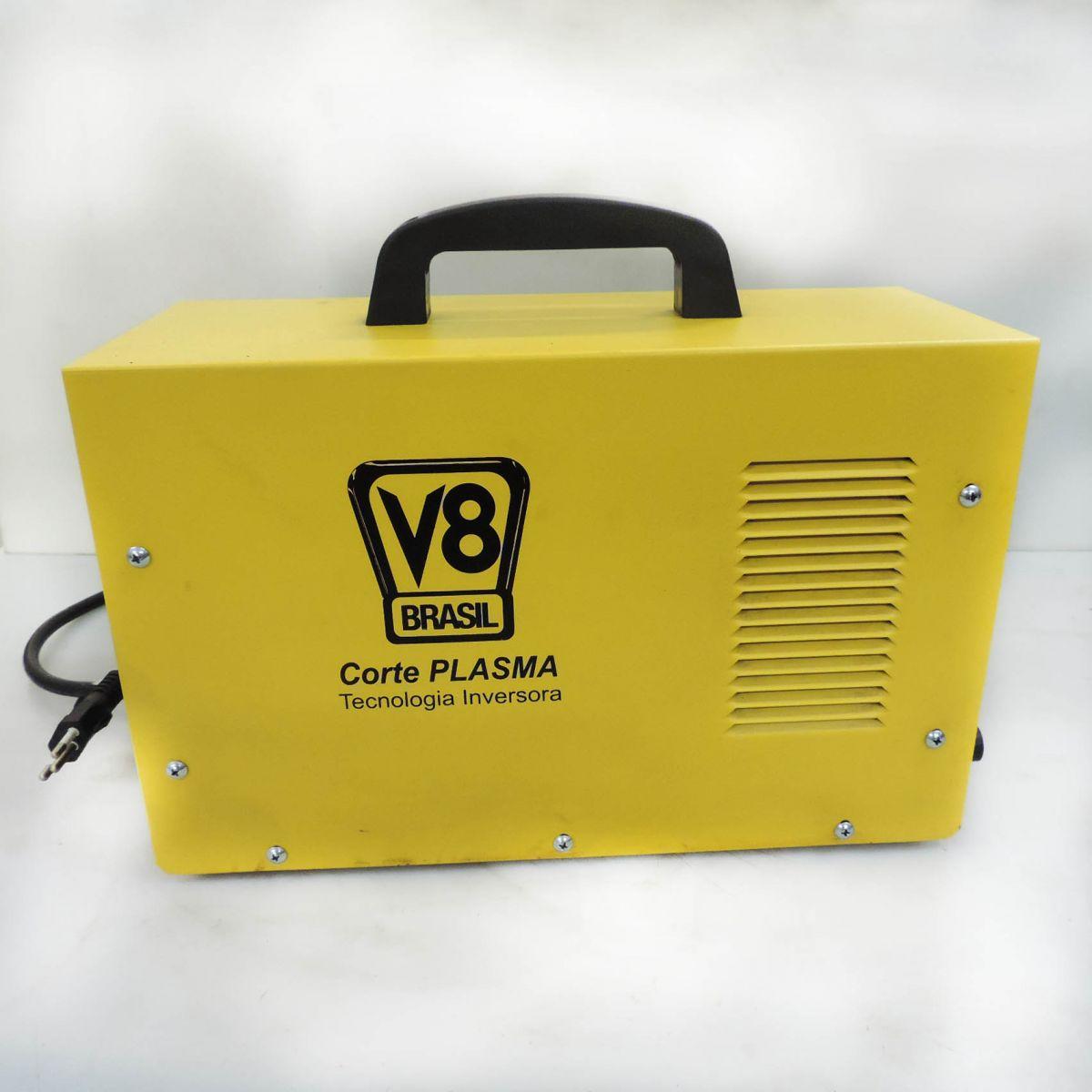 Corte Plasma CUT 40 V8 Brasil