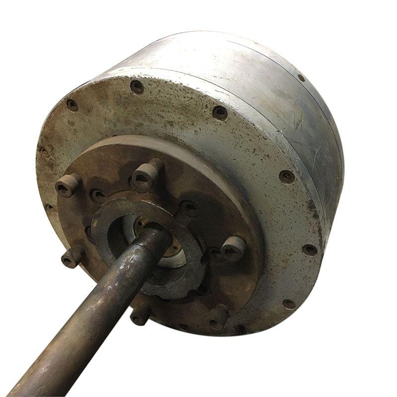 Cuíca cilindro hidráulico placa torno CNC 234 mm – SC531