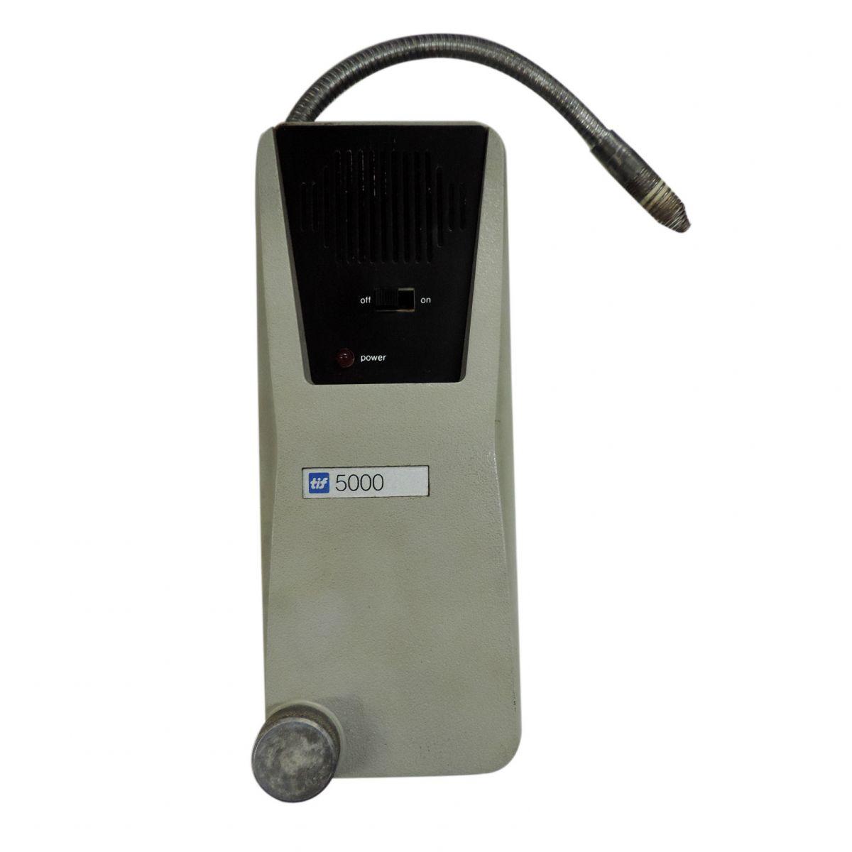 Detector De Vazamento De Halogenados Tif 5000 Usado