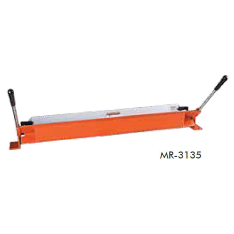 MR-3135 DOBRADEIRA MANUAL P/ CHAPA 1000 X 1,2 MM - MANROD