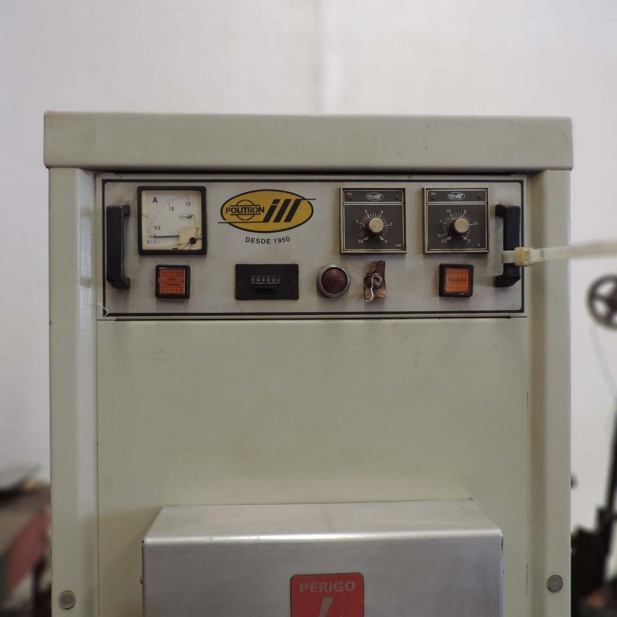 Equipamento De Alta Frequência Politron - RS18 - Usado