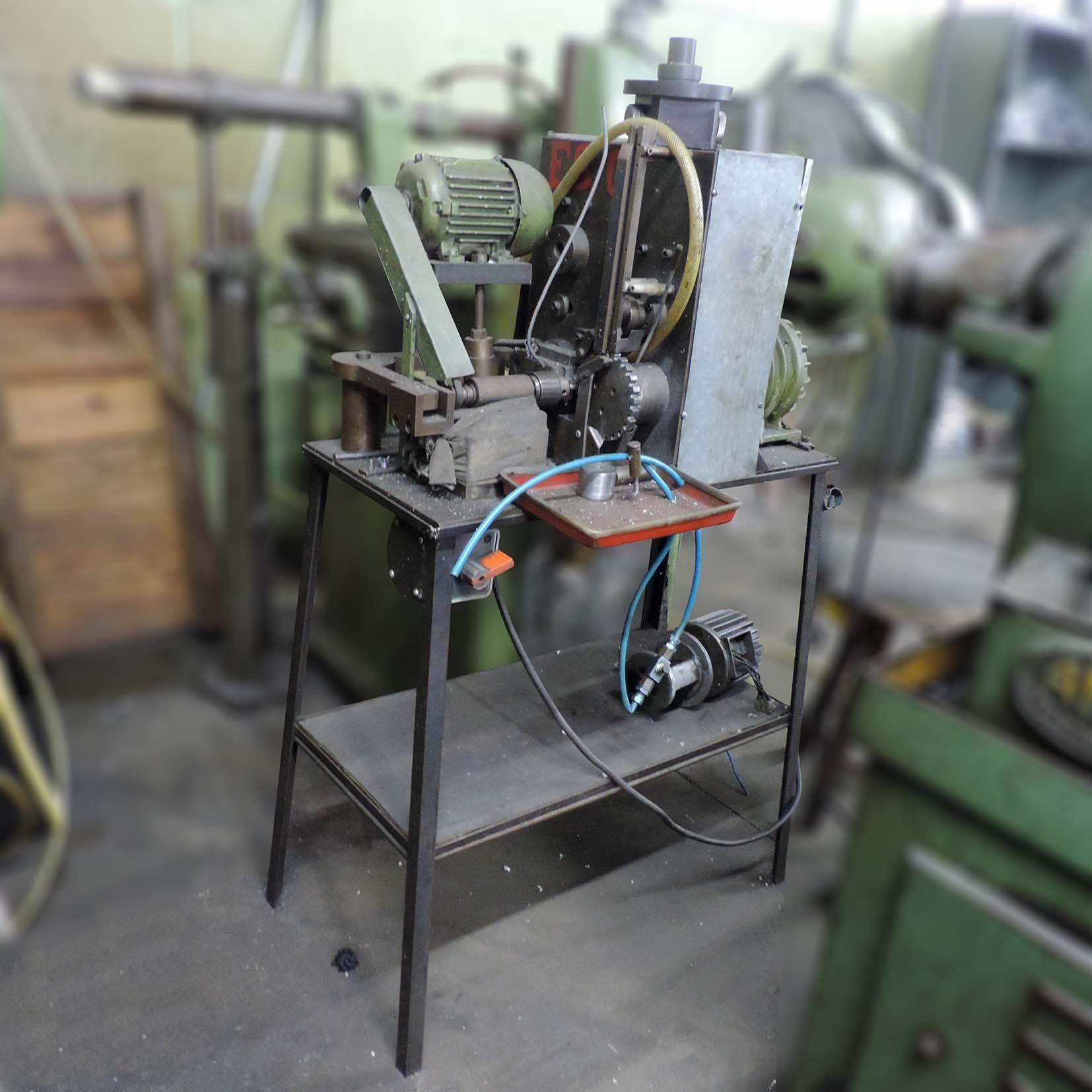 Escareadora Automática Marca Gongel RD15 - Usada