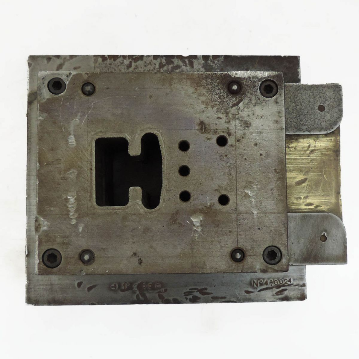 Estampo Prensa Excêntrica Hidráulica Estamparia ST16  - Usado
