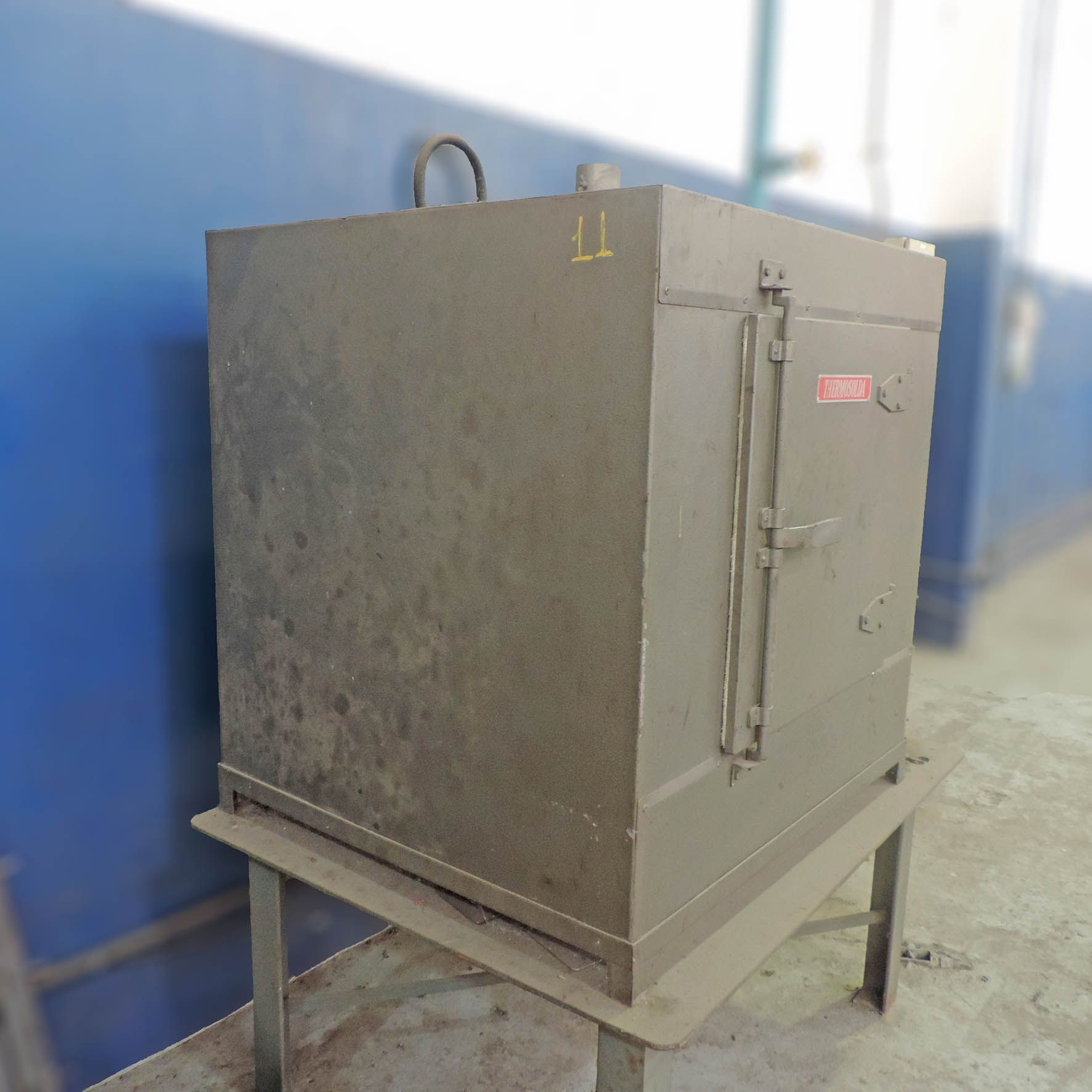 Estufa Thermo Solda Modelo 204 SP2 - Usada