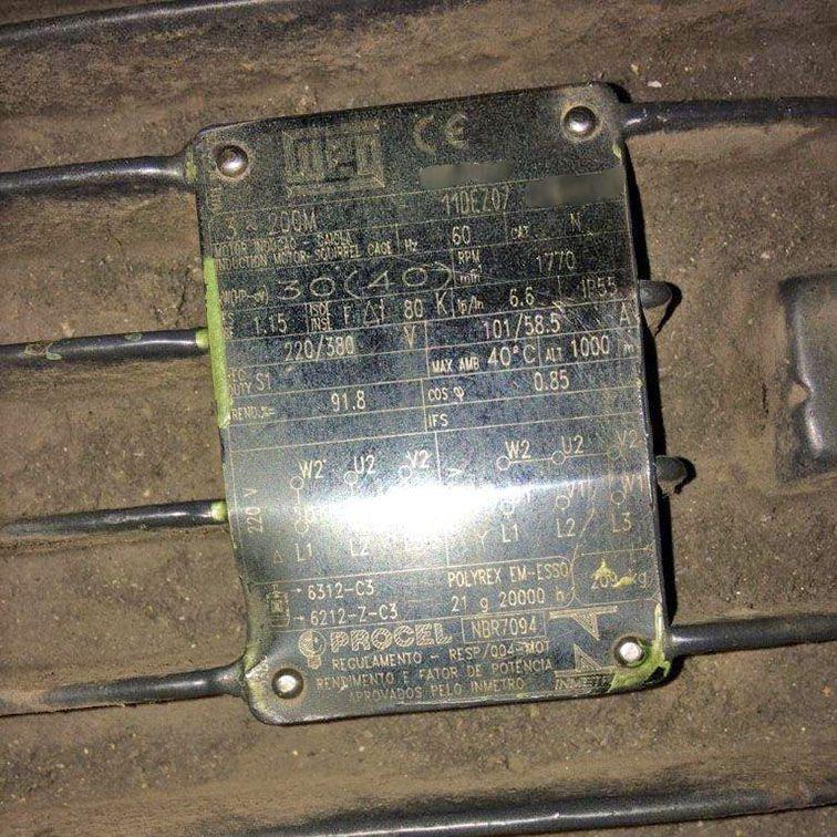 Extrusora Para Borracha Marca Crespi Cd118 – Usada