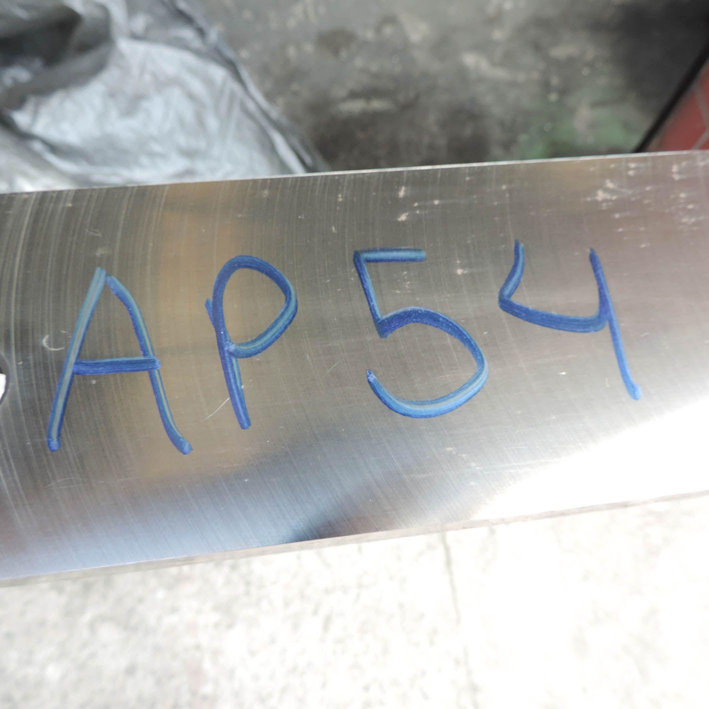 Faca De Guilhotina Para Corte De Chapas – AP54
