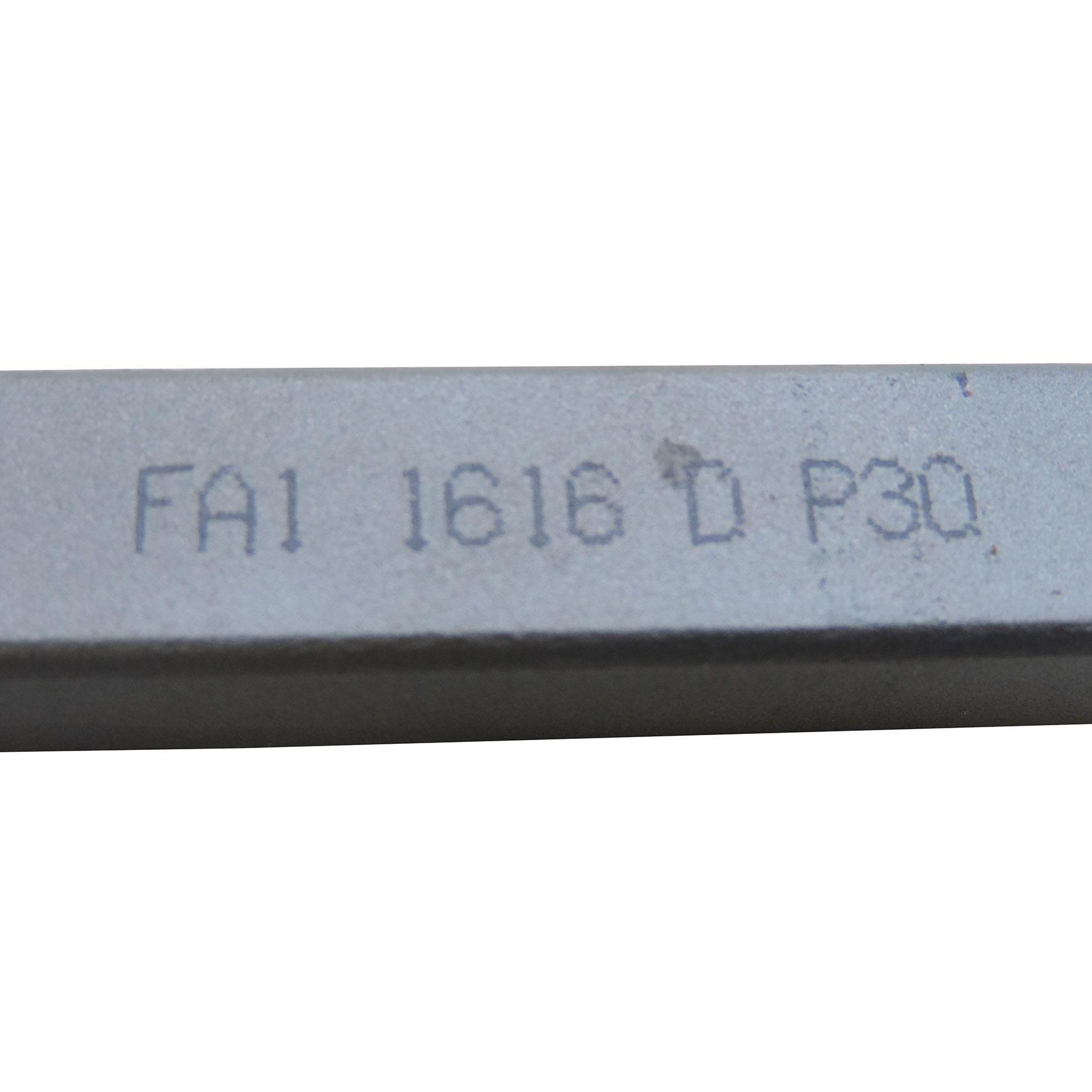 Ferramenta Para Torno Acanalar Interno - FAI 1616 D P30