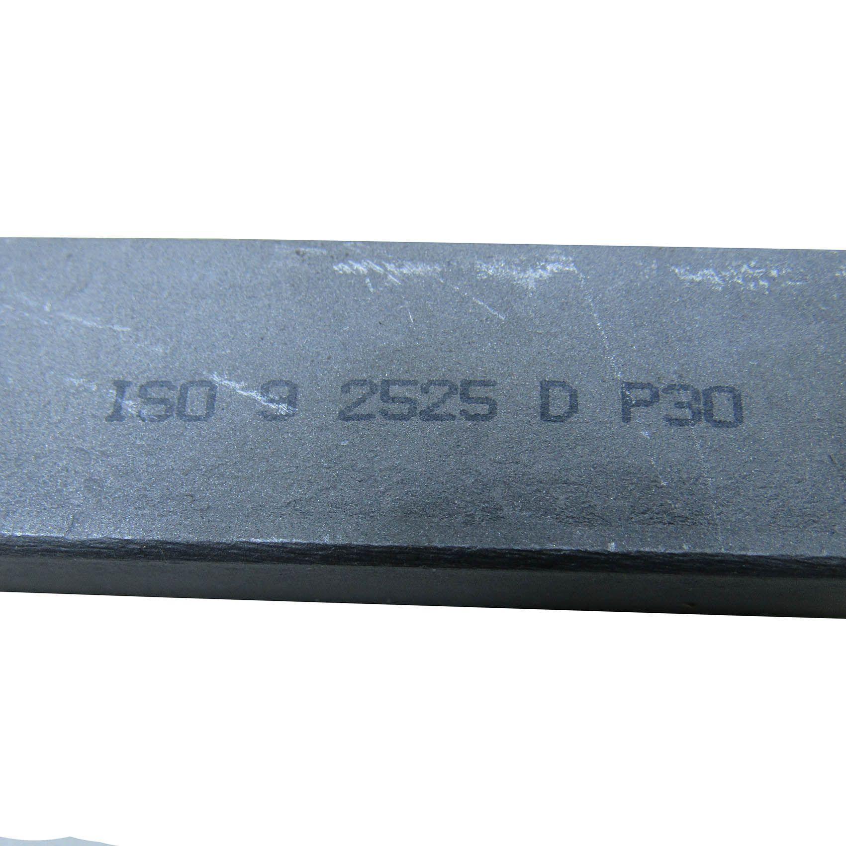 Ferramentas Soldadas Para Torno Iso 9 2525 D P30