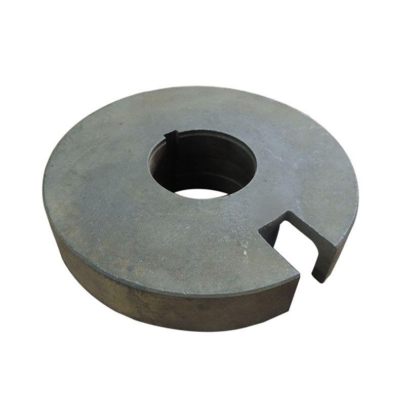 Flange/placa Arraste torno 190 mm– SC522 – Usada