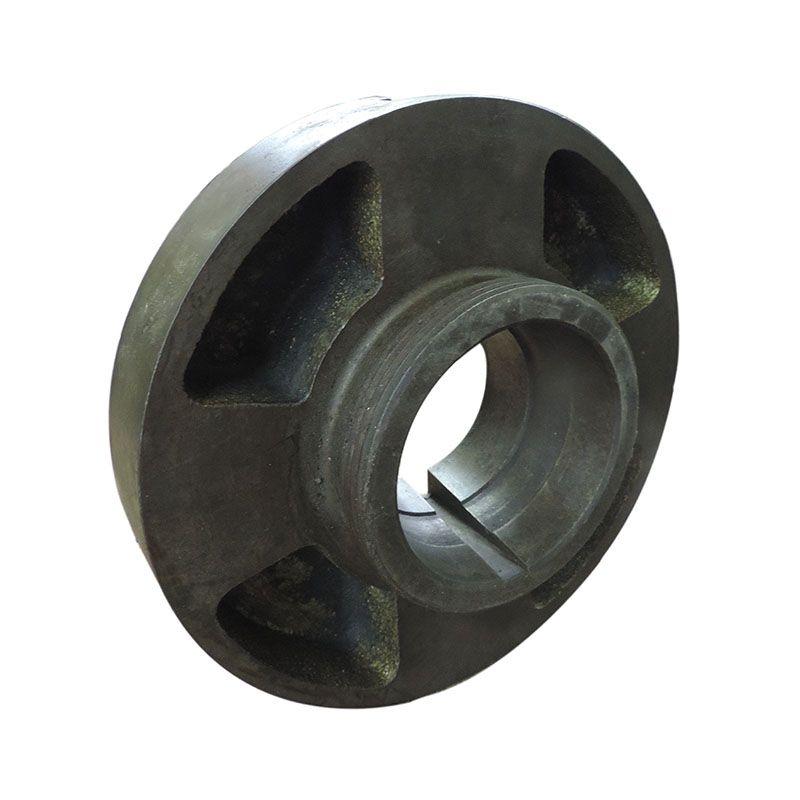 Flange/ Placa Arraste torno 245mm – SC514 – Usada