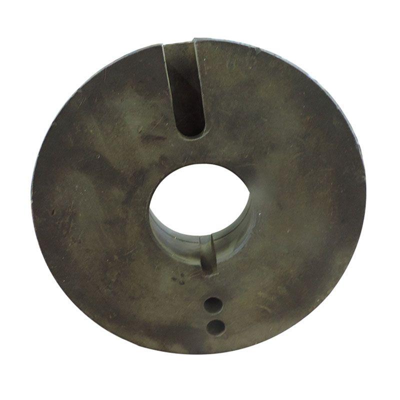 Flange/ Placa arraste torno 250mm – SC515 – Usada