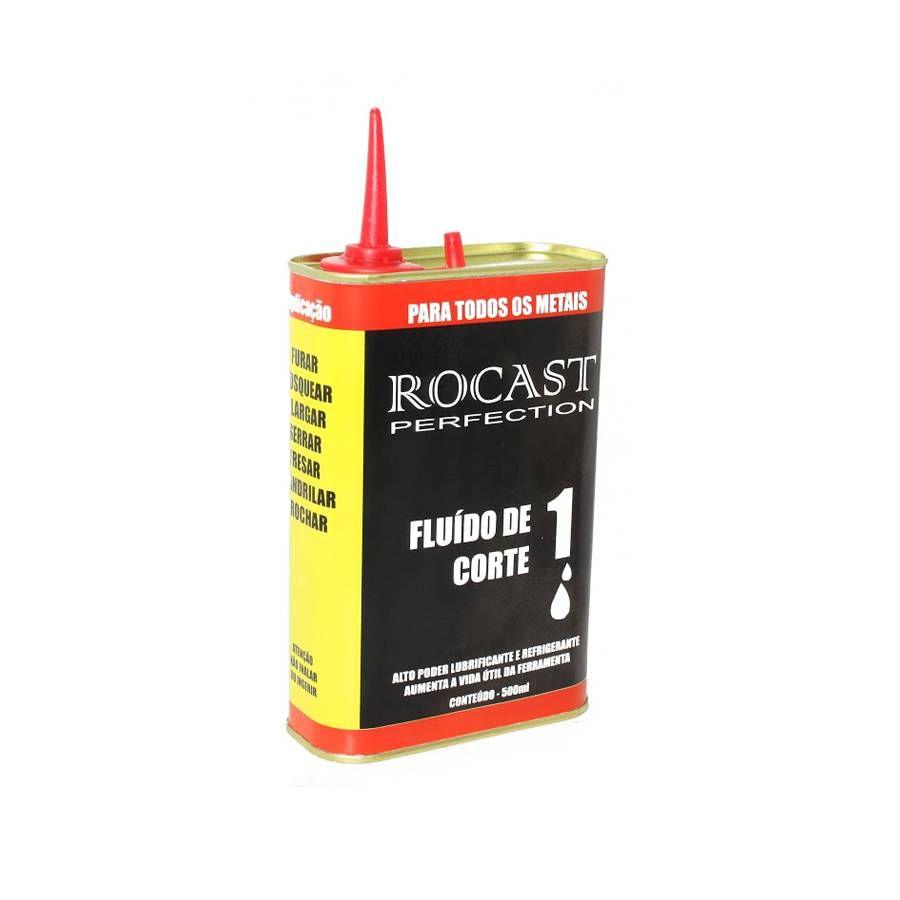 Fluído de Corte 500 ml Rocast Perfection