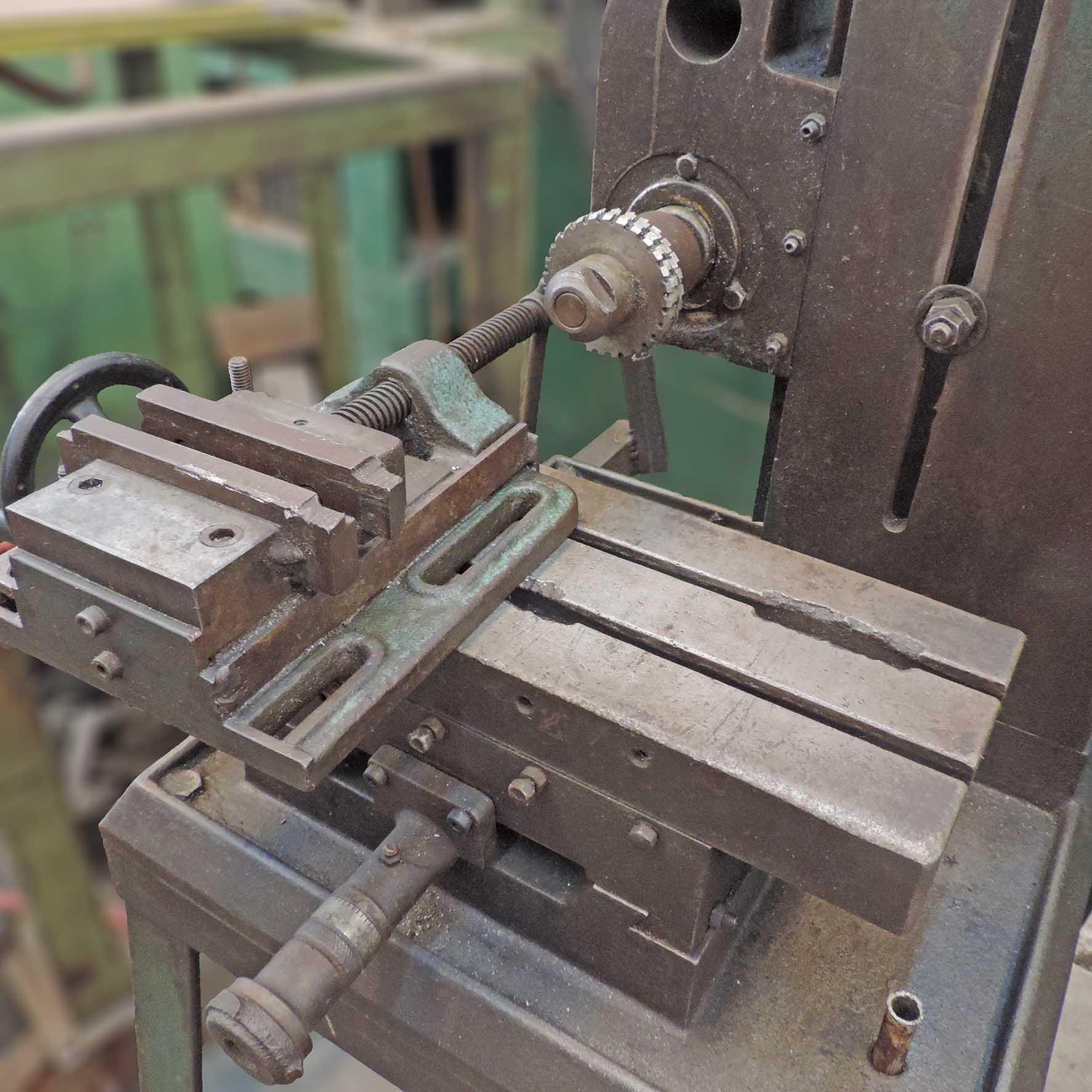 Fresa Horizontal de Produção Modelo MMF 0135 - MM4 Usado
