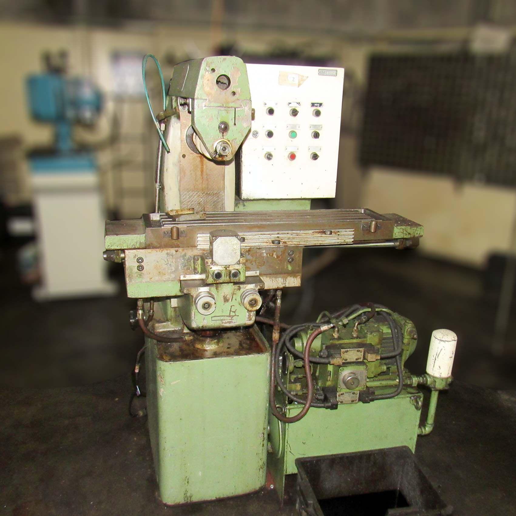Fresadora Hidráulica de Produção Eberle GPL1 - Usada