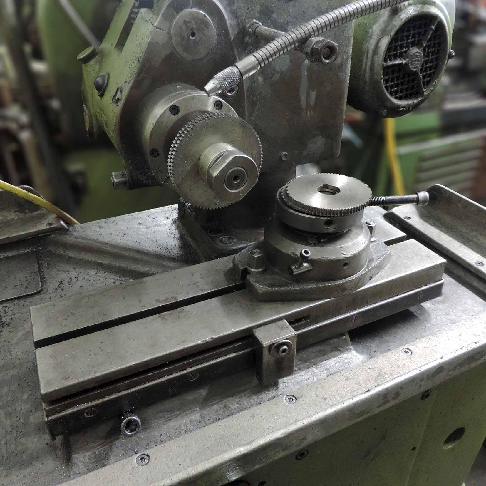 Fresadora Horizontal de Produção Rochaud RD13 - Usada