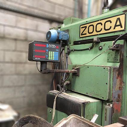Fresadora Zooca - CMR1 Usado