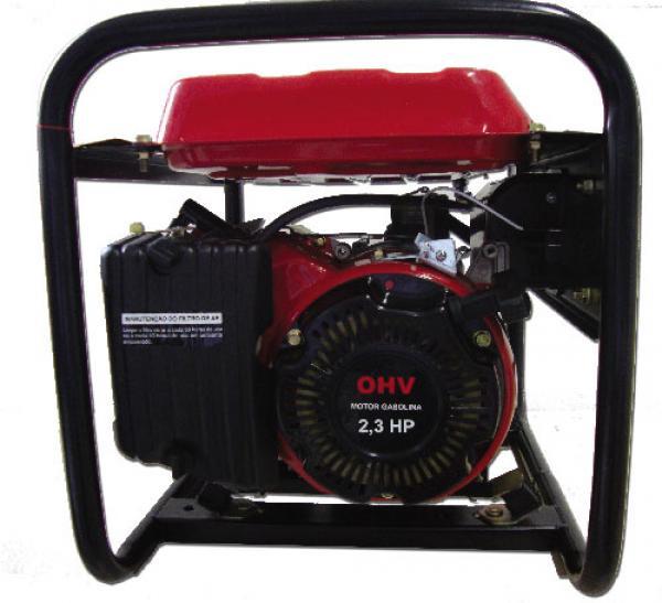 Gerador Á Gasolina - Mg-1200cl 220v - Motomil