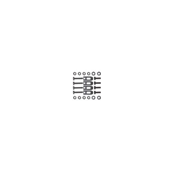 Jogo de grampos com 24 peças MR-10023A