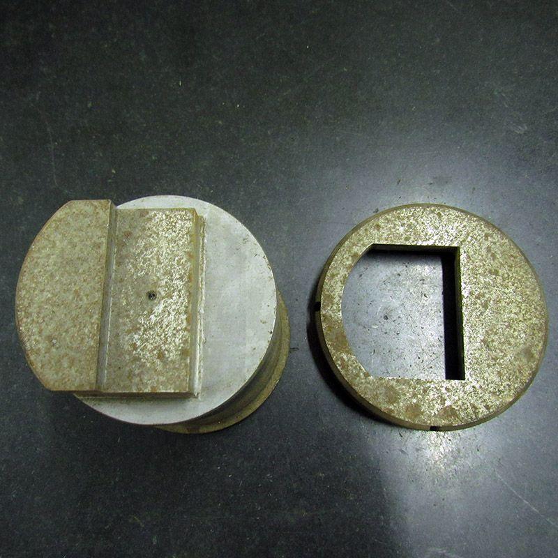 Rfs6 - Matriz E Punção Corte Com Guia