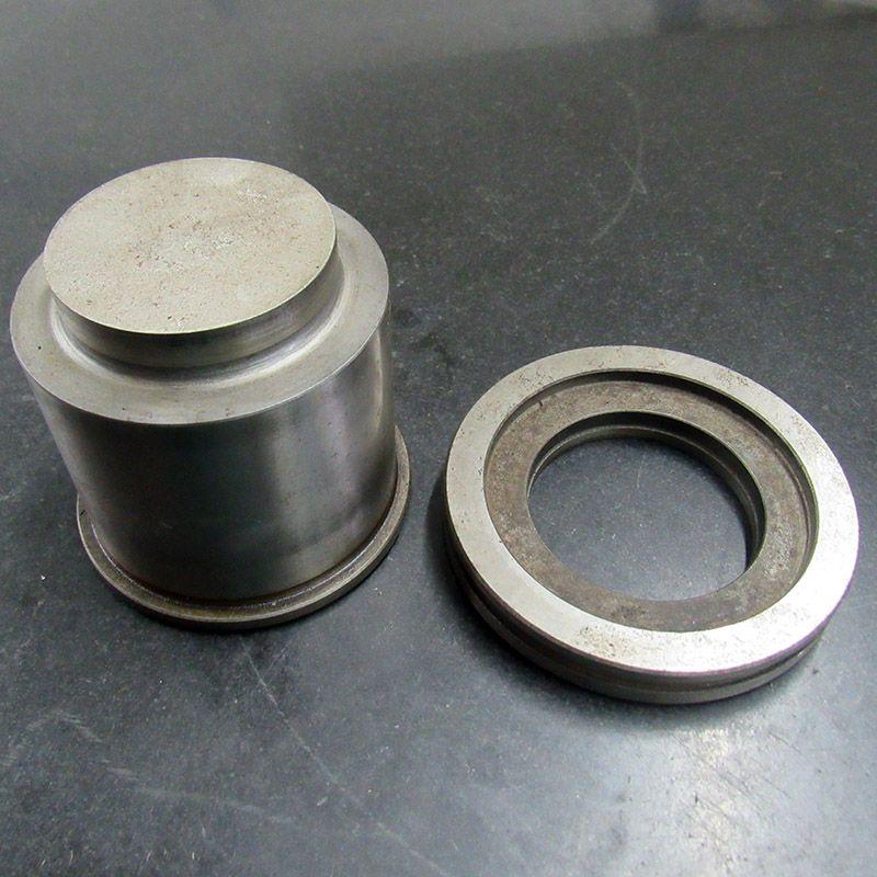 Rfs13 - Matriz E Punção Redondo Mb75 Ø 55,2 mm