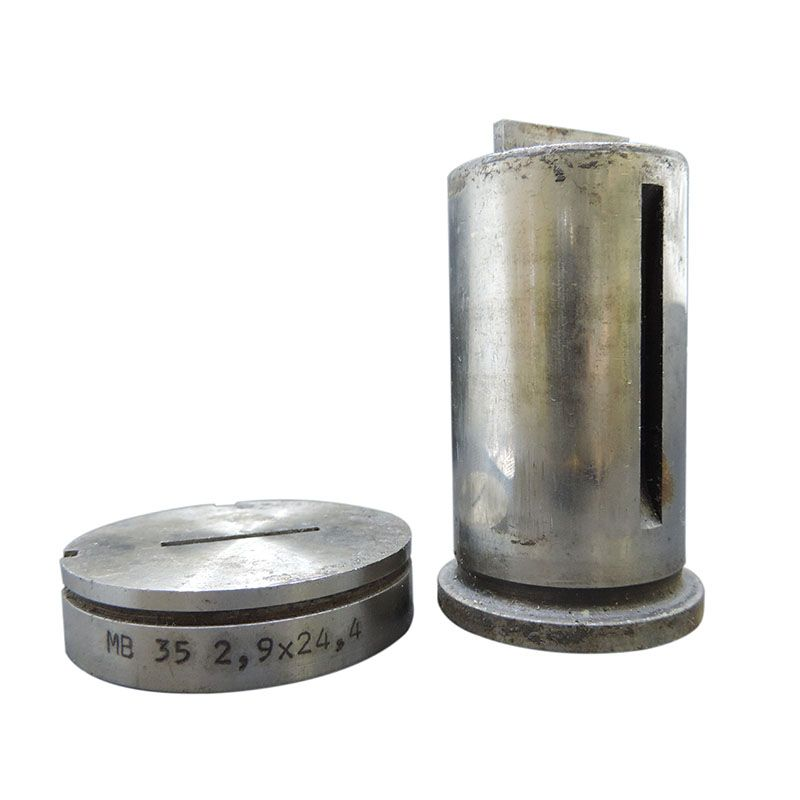 Rfe11 Matriz E Punção Unistamp MB35 – Oblongo Retangular