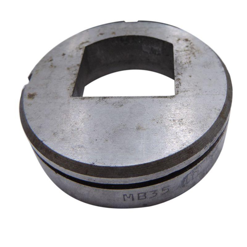 Rfe48 Matriz E Punção Unistamp Mb35 Oblongo Corte com guia