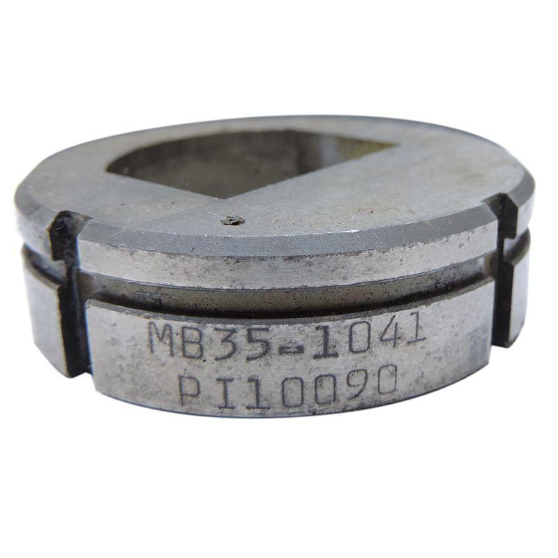 Rfe62 Matriz E Punção Unistamp Mb35 Oblongo Corte Com Guia