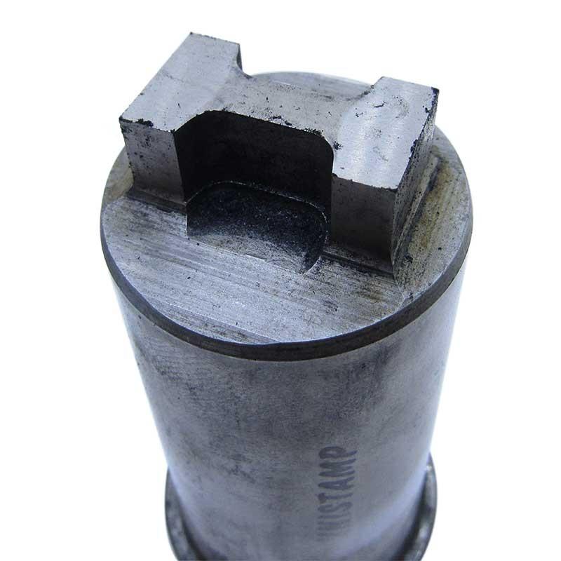 Rfe98 - Matriz E Punção Unistamp Mb35 Oblongo Especial