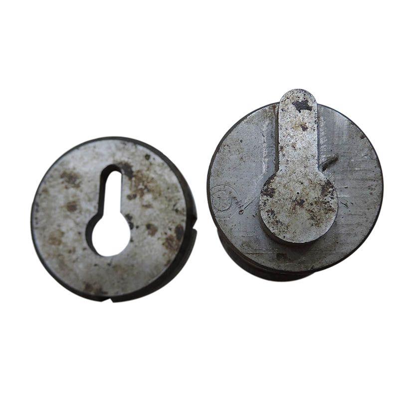 Rfe34 - Matriz E Punção Unistamp Mb35 Olho de chave
