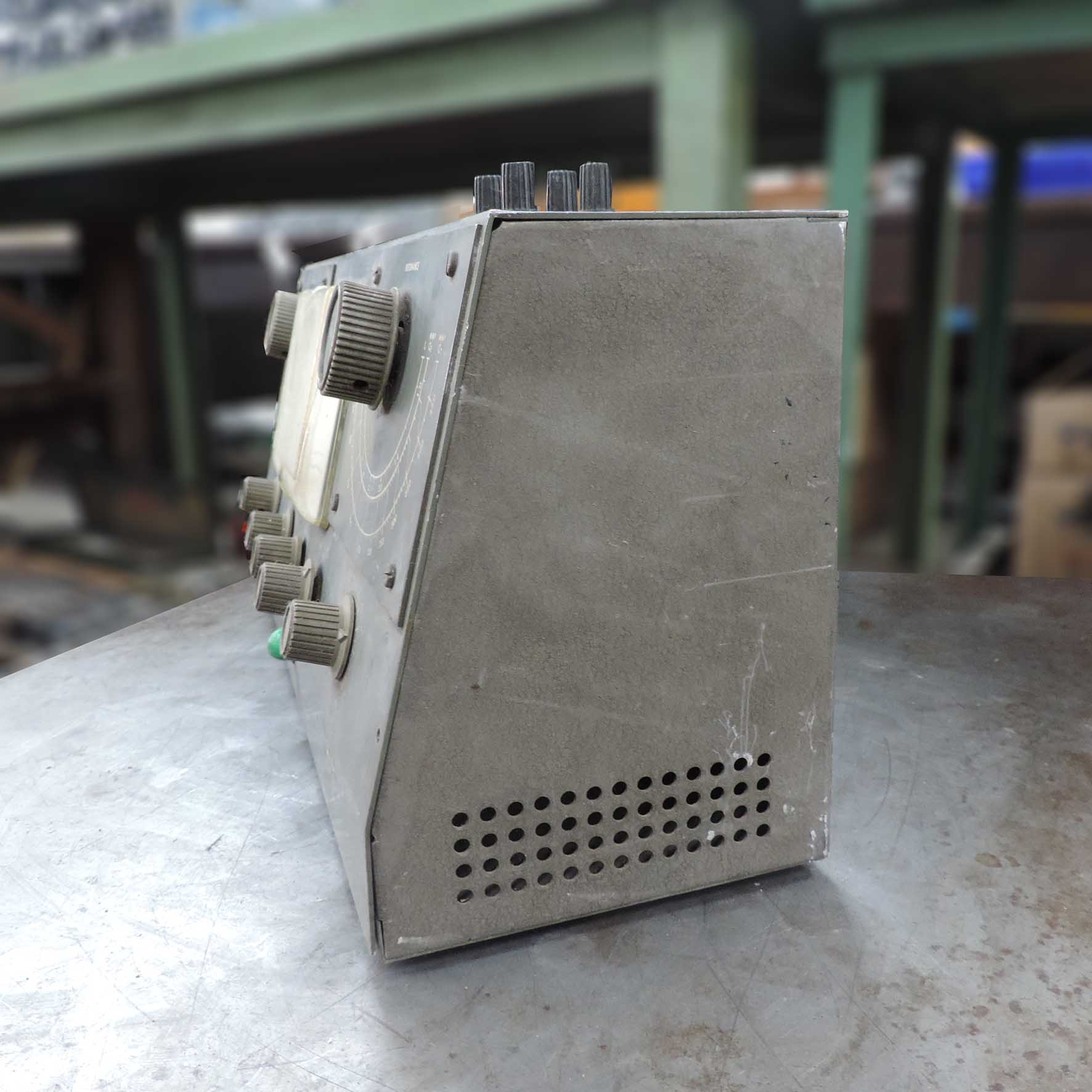 Medidor De Radiofrequência Heathkit SM168 - Usado