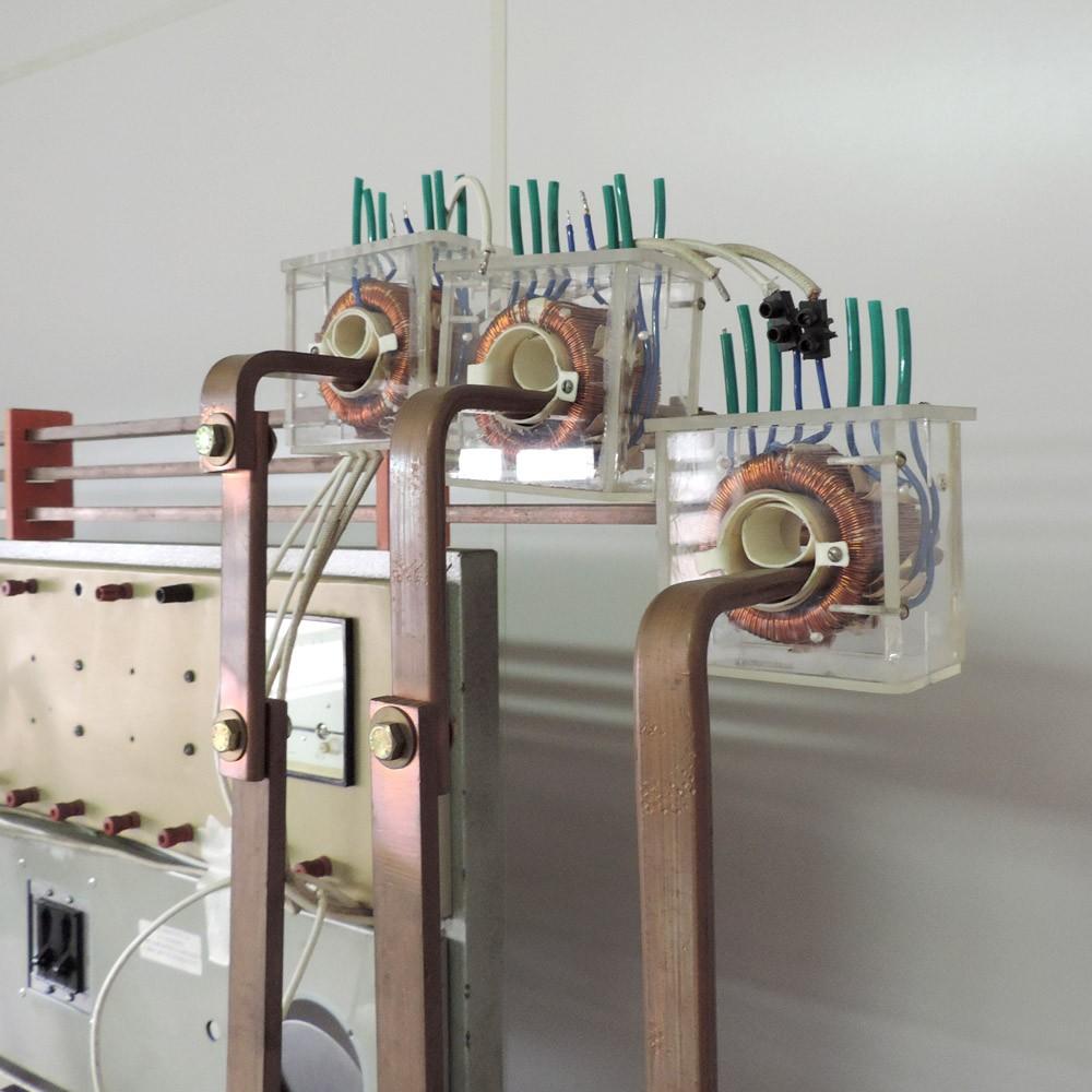 Mesa/ Bancada De Testes e Medição Para Chaves Magnéticas - TB93 - Usada