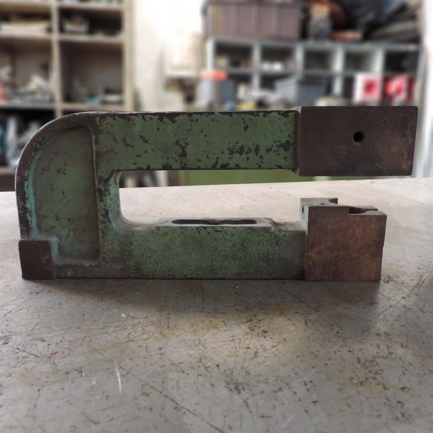 Módulo Para Matriz e Punção MB14-150 BOIAR GK56 - Usado