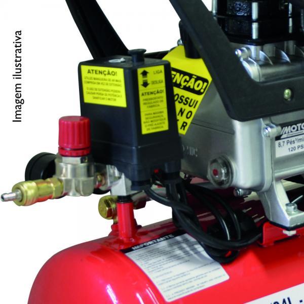 Motocompressor Bivolt Cmi-8,7/24l - Motomil
