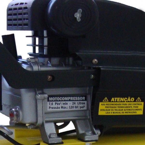 Motocompressor Cmi-7,6/24l - Motomil