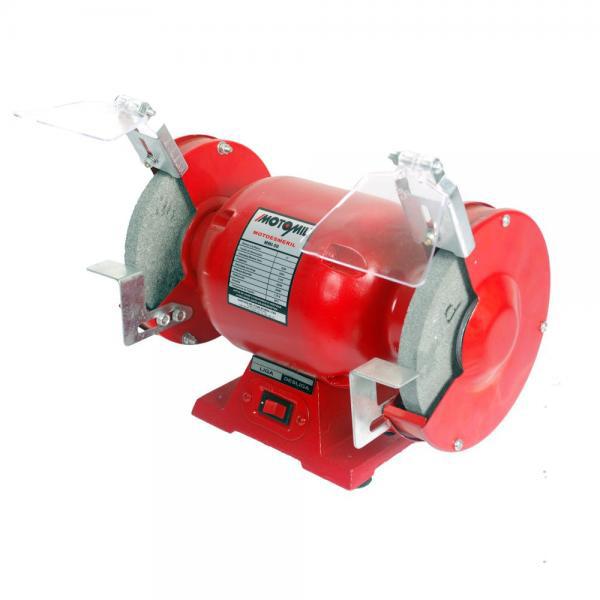 Moto Esmeril - Mmi-50 - 360 W - Monofásico 220v - Motomil