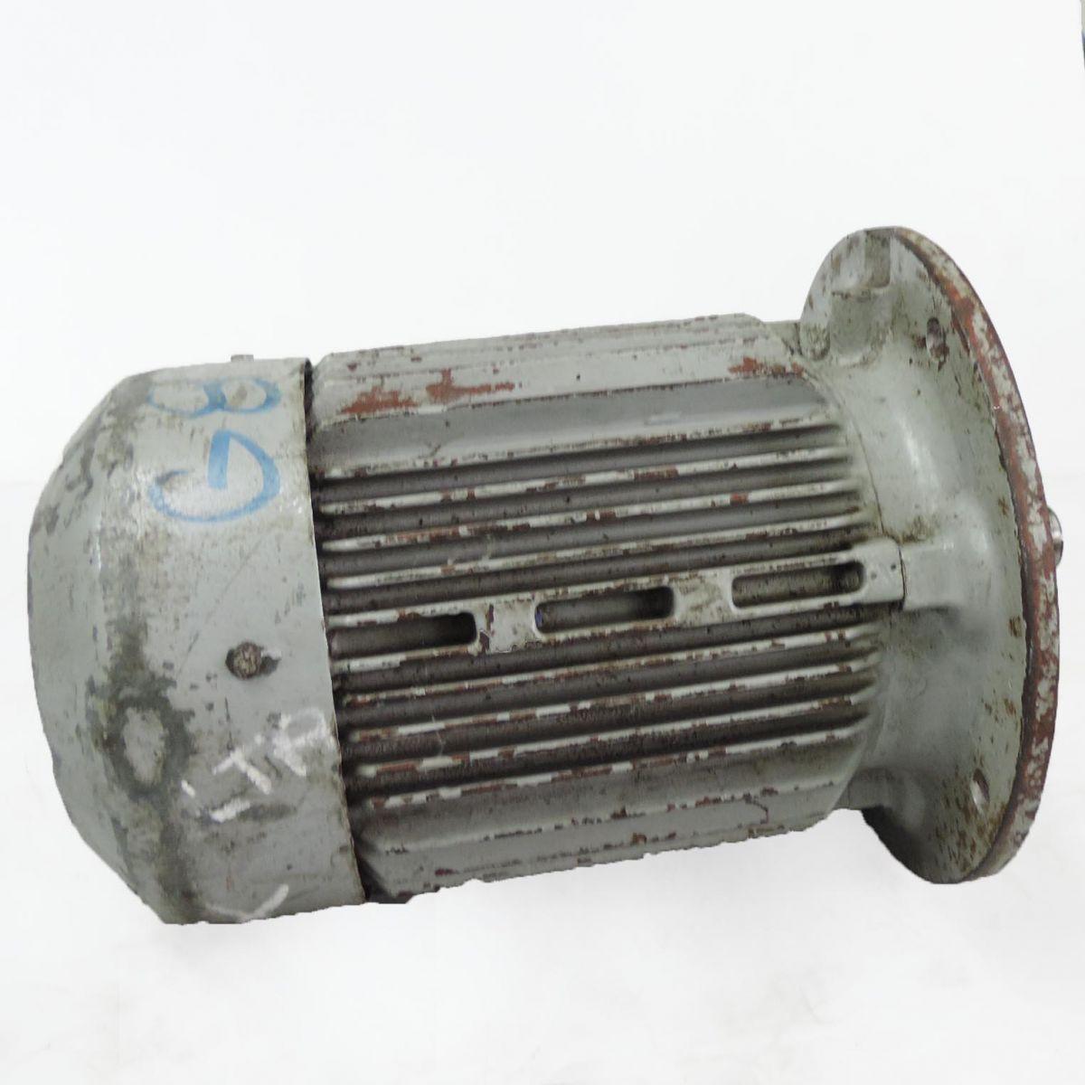 Motor Trifásico Flangeado 3 cv 1420 rpm Marca Siemens - F32 - Usado
