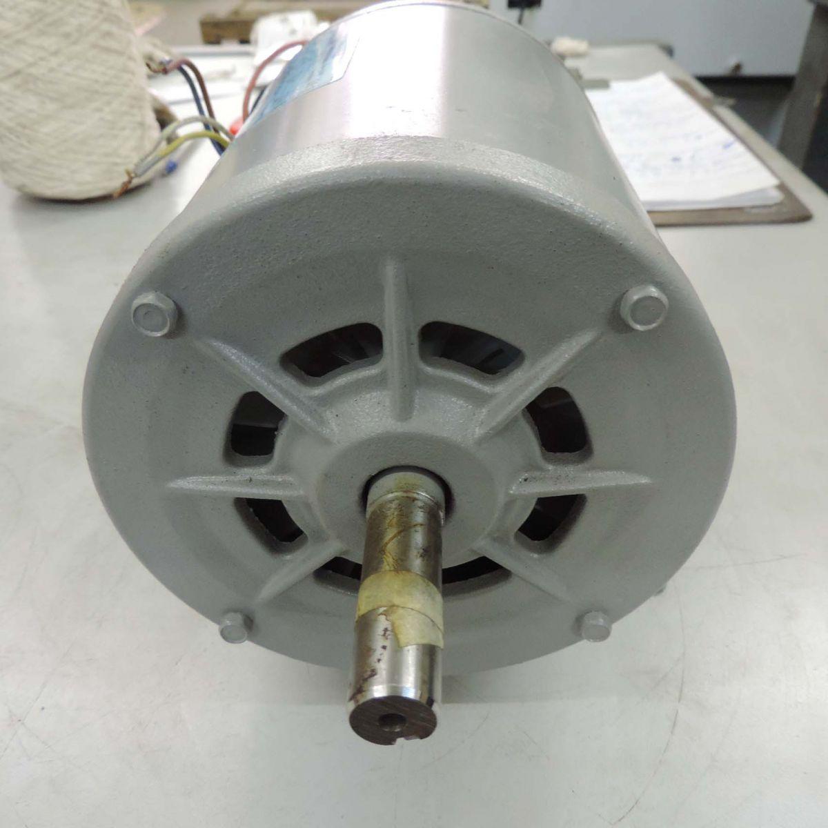 Motor Trifásico 0,5 Cv 1745 Rpm Marca Nova - C4 - Novo