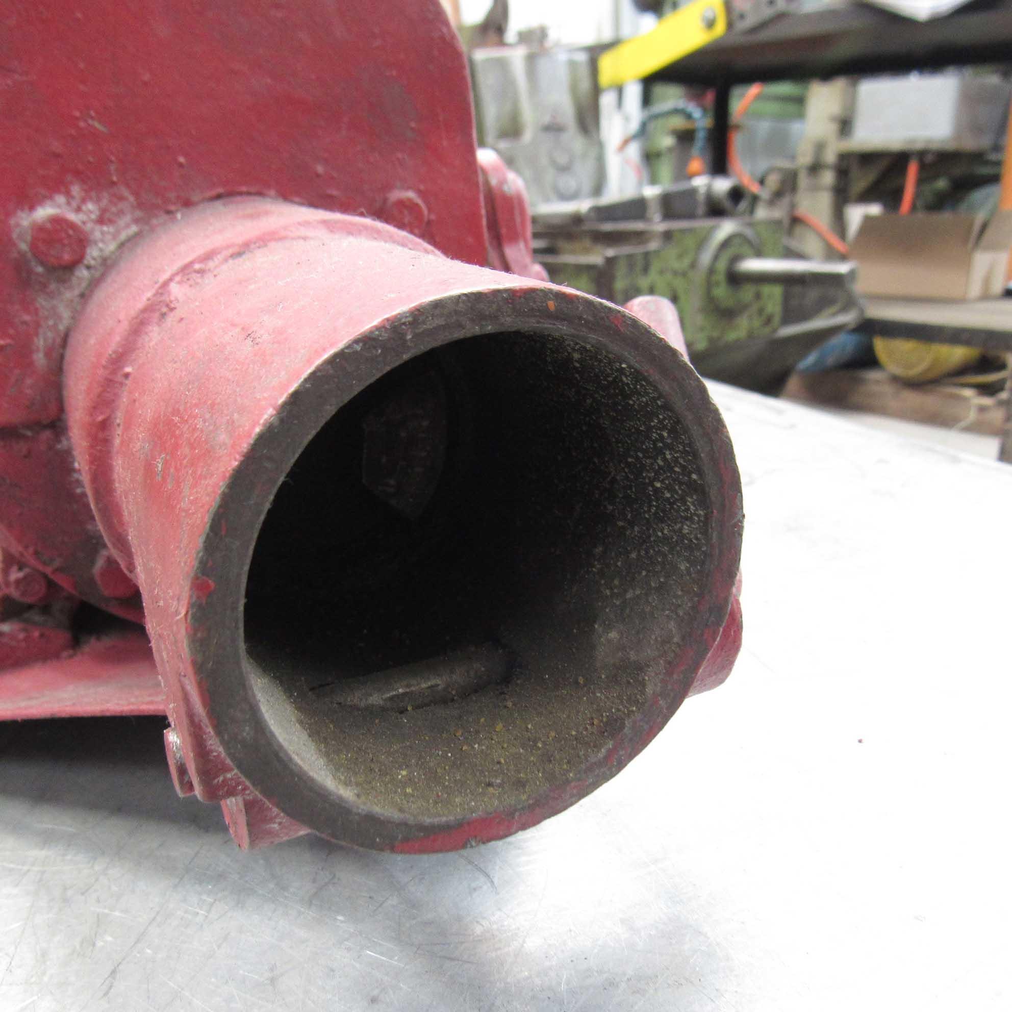 Motovibrador para concreto Trifásico 2 Cv Marca Eberle Cd126 – Usado
