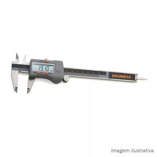 Paquímetro Digital Digimess 150mm/6