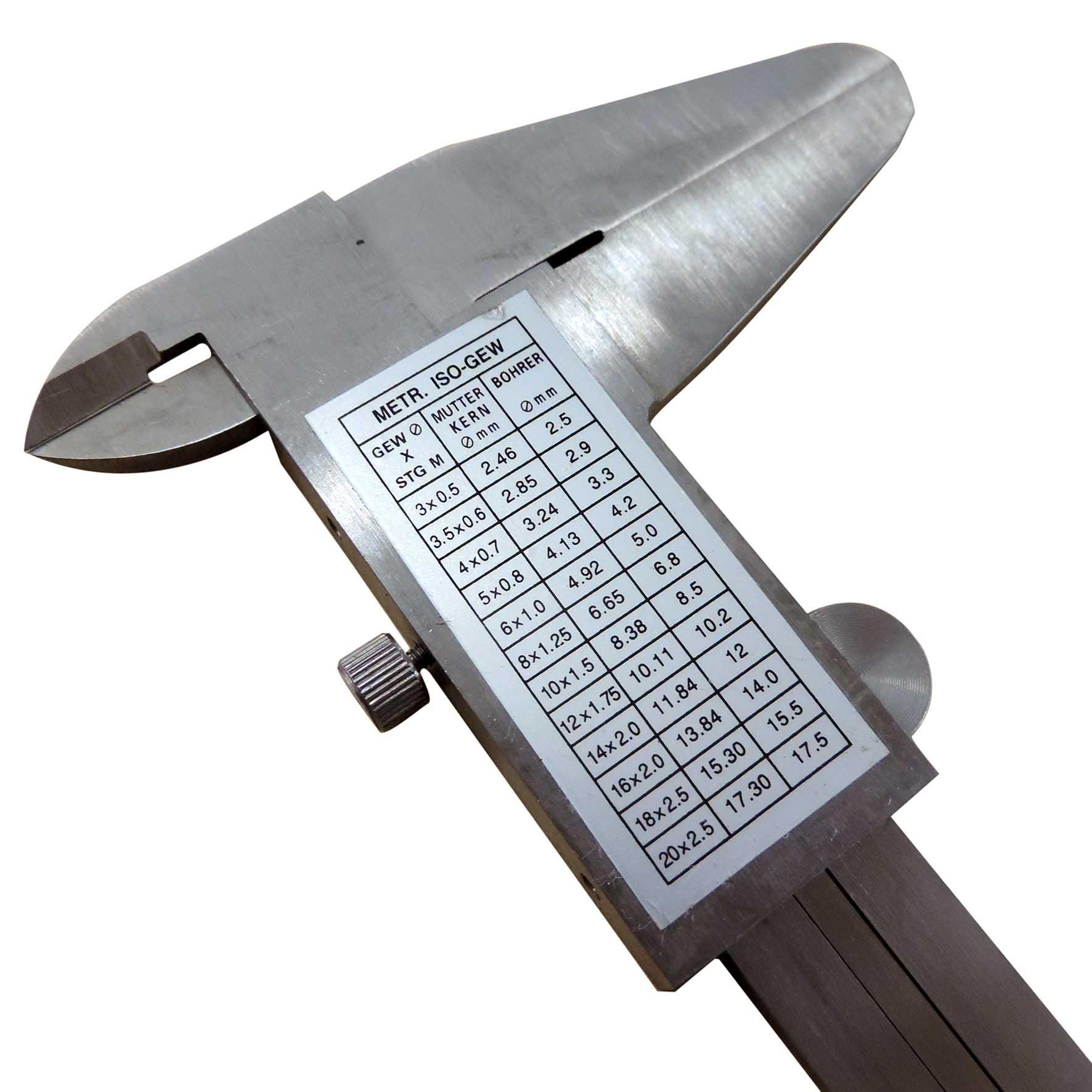 "Paquímetro Universal 300mm/12"" Digimess"