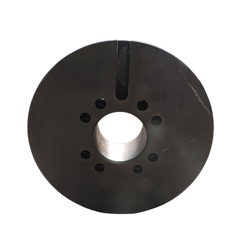 Placa Lisa de Arraste Torno 400mm – SC510 – Usada