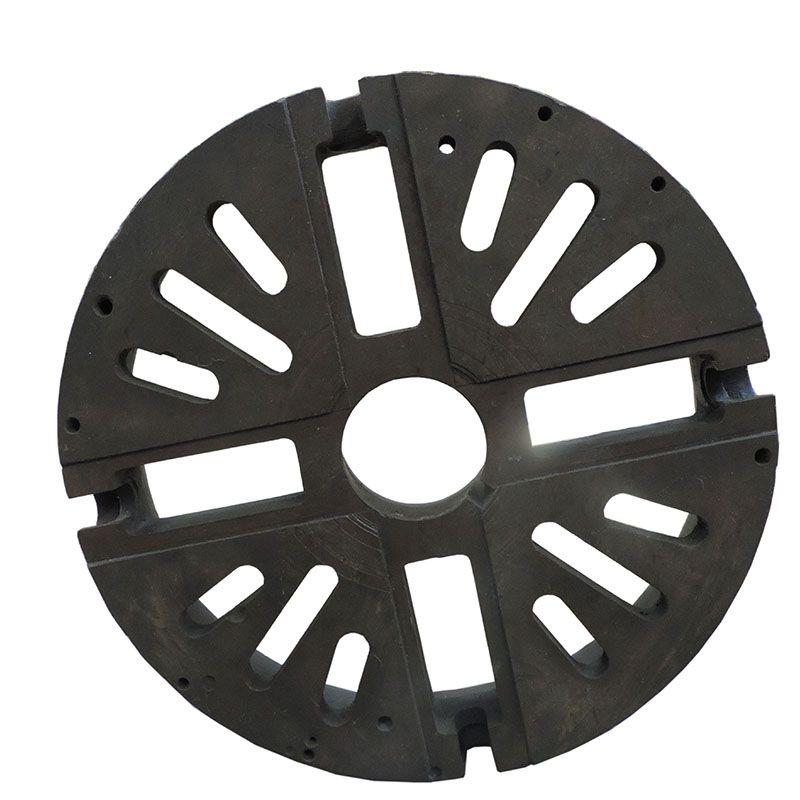 Placa Torno 4 castanhas Independentes 400mm - SC468 – Usada