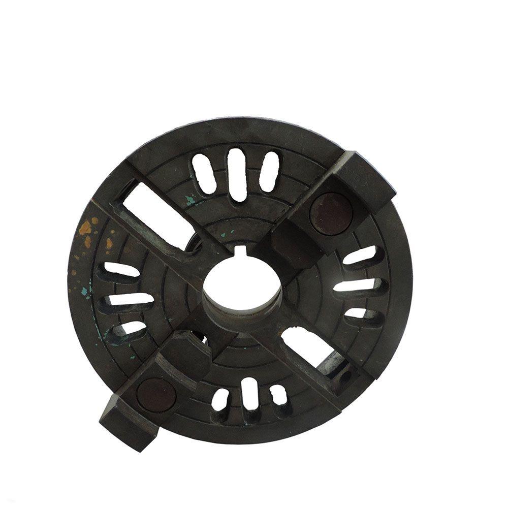 Placa Torno 4 castanhas Reversível Independentes 280mm - SC465