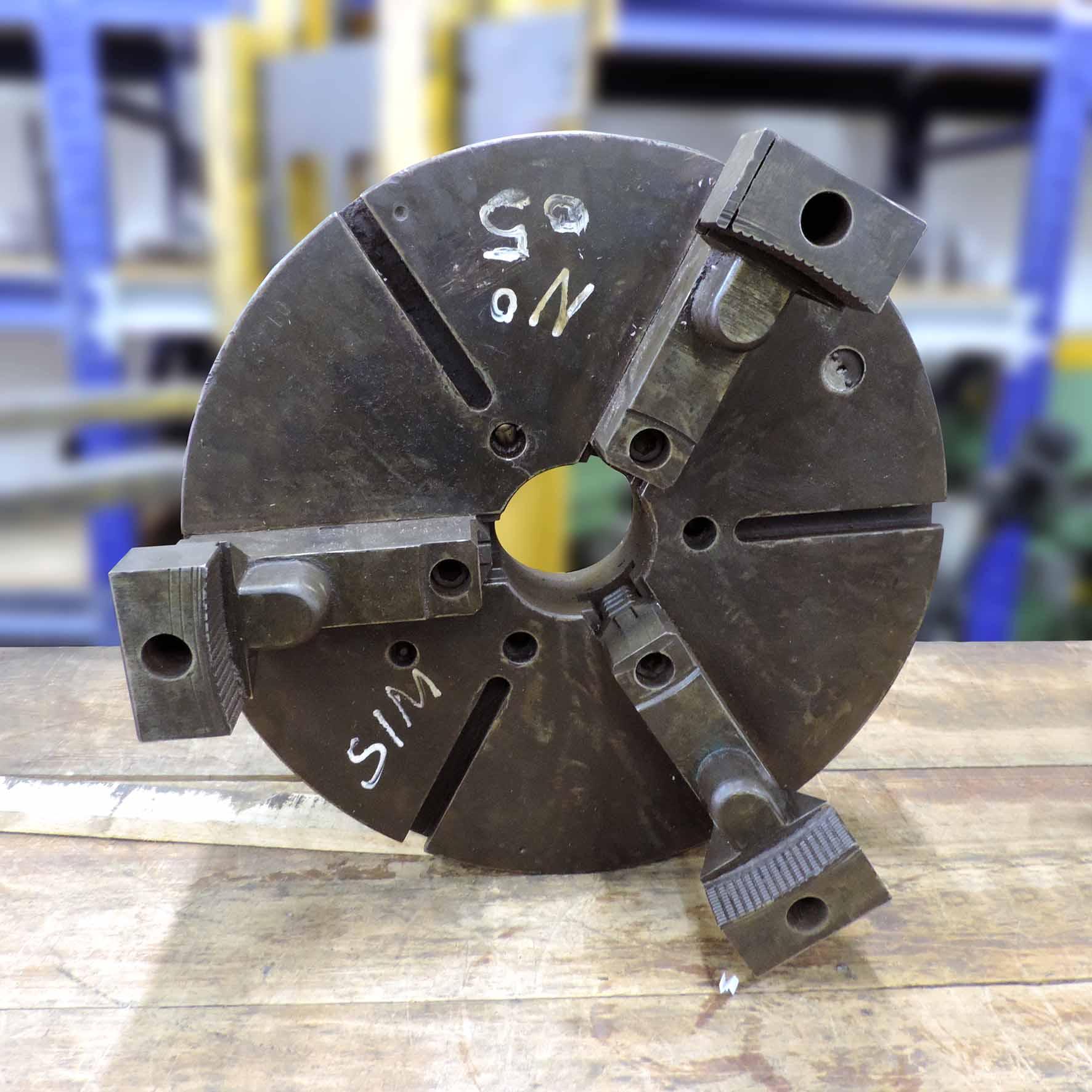 Placa Universal De 03 Castanhas 530mm Cd32