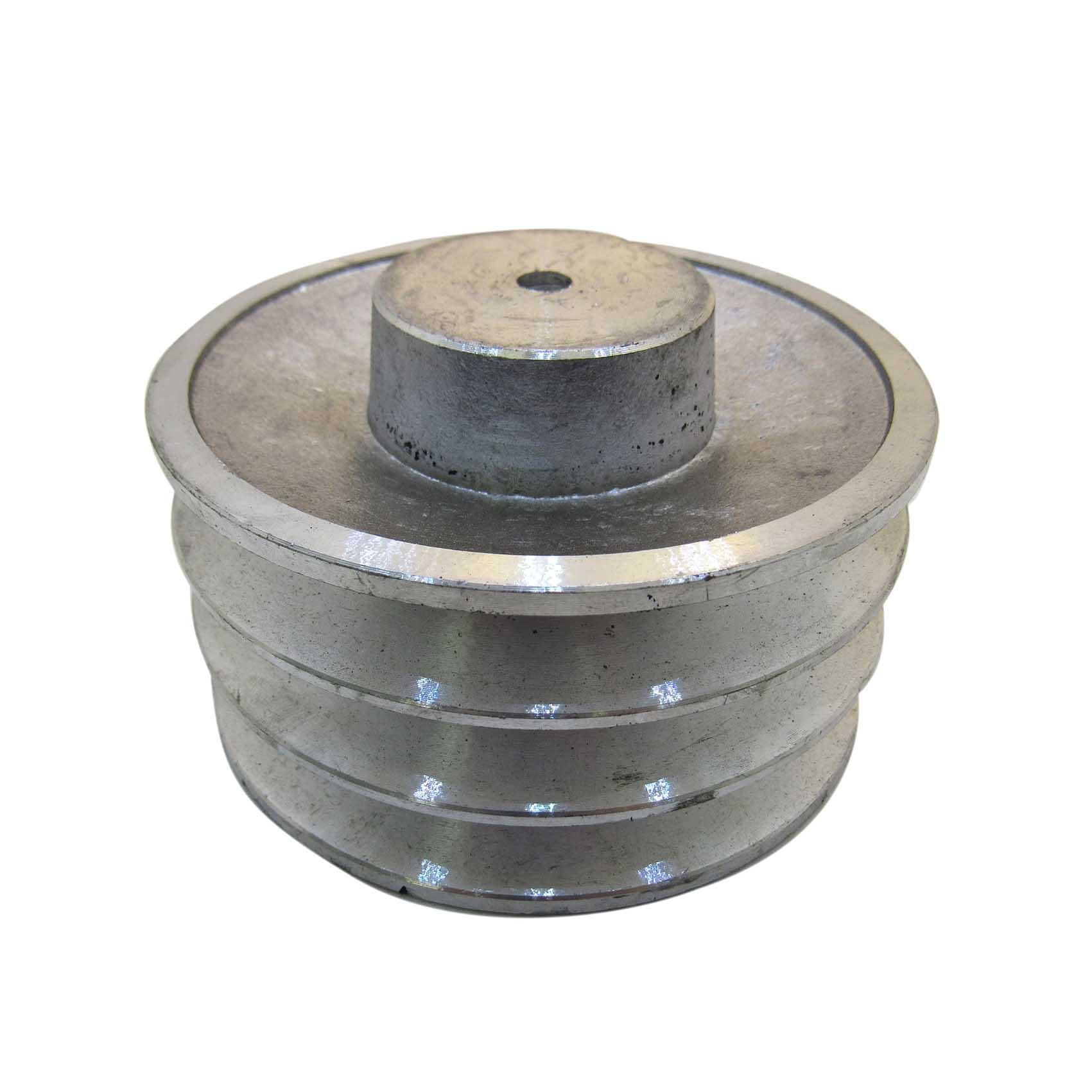 Polia De Alumínio 100mm A3