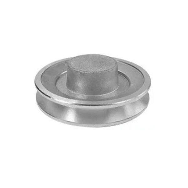 Polia De Alumínio 100mm Z1