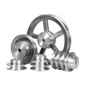 Polia de Alumínio 200mm A2