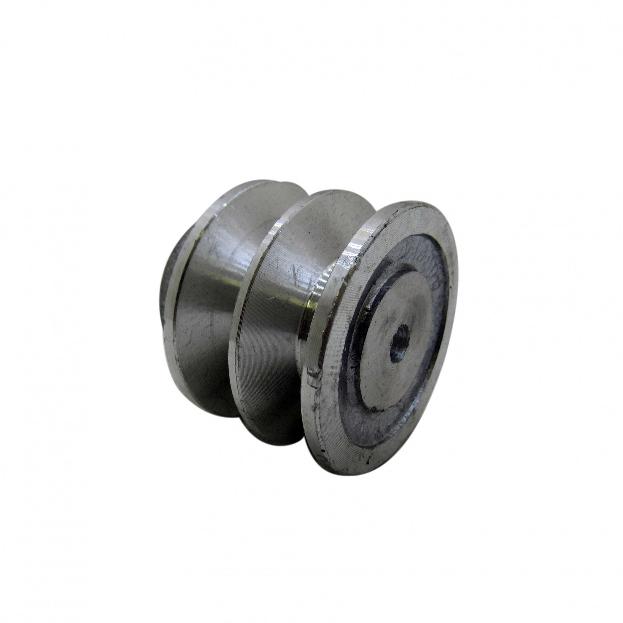 Polia De Alumínio 50mm A2
