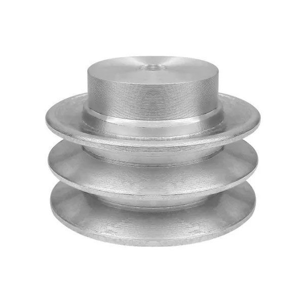 Polia De Alumínio 65mm A2